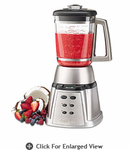 Cuisinart SmartPower Premier Blender Brushed Chrome