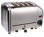 Dualit  Classic Bread Toasters  4-Slice