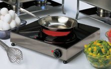 Electric Cooktops & Ranges