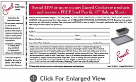 Emerilware Rebates