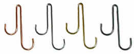 Enclume® Double Level Hooks