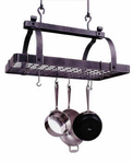 Enclume®  Premier Hanging Pot Racks