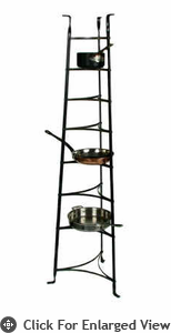 Enclume® Cookware Stand 8-Tier