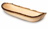 Enrico Mango Wood Canoe Tray Set