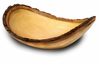 Enrico Mango Wood Round Bowl Set