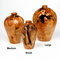 Enrico Products Root Wood Large Urn