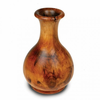 Enrico Root Wood Small Vase