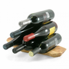Enrico Products  Root Wood Wine Rack