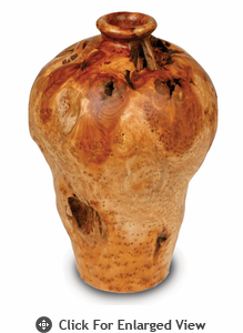 Enrico Root Wood Medium Urn