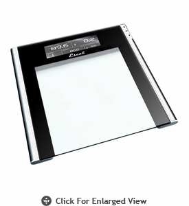 Escali Digital Track & Target Bathroom Scale