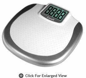 Escali Extra Large Display Bathroom Scale