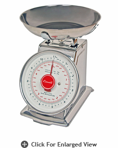 Escali Mercado Dial Scale w/ Bowl 22lb.