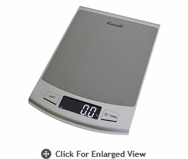 Escali Passo High Capacity Digital Scale 22 lb.