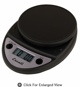 Escali Scales Primo Black