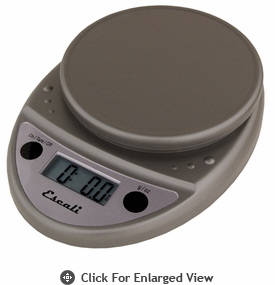 Escali Scales Primo Metallic
