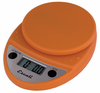 Escali Scales Primo Pumpkin Orange