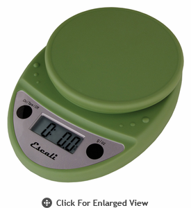Escali Scales Primo Terragon Green