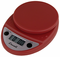 Escali Scales Primo Warm Red