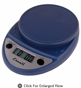 Escali Scales Royal Blue