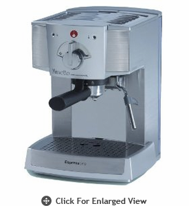 Espressione Cafe Minuetto Professional Espresso Machine Out of Stock until late January 2014