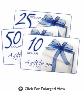 FactoryDirect2you.com $25.00 Gift Certificate
