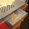 Funtime  Carnival-Style Popcorn Machine With Cart Red