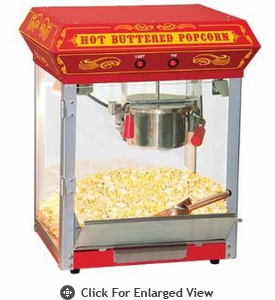 Funtime  Carnival-Style Table Top Popcorn Machine