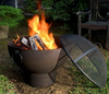 Good Directions  Fire Bowl with Spark Screen
