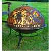 Good Directions  Full Moon  Fire Bowl with Copper  Finish