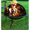 Good Directions  Orion  Fire Bowl with Copper Finish