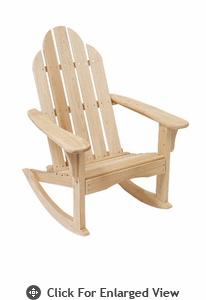 Great American Woodies�Cypress CollectionAdirondack Rocker