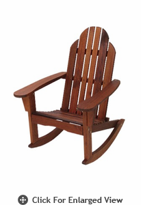 Great American Woodies�Western Red CedarAdirondack Rocker