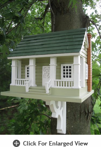 Home Bazaar Arts and Crafts Birdhouse