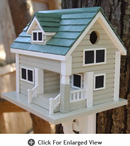 Home Bazaar Bungalow Birdhouse