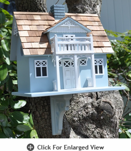 Home Bazaar  Danish Cottage Birdhouse