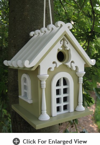 Home Bazaar Fairy Cottage Birdhouse