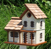 Home Bazaar  French Garden Cottage  Birdhouse