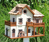 Home Bazaar  French Water Mill Cottage  Birdhouse