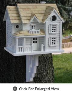 Home Bazaar Kings Gate Cottage Birdhouse