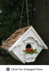 Home Bazaar Little Wren Birdhouse