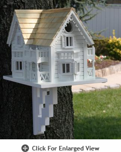Home Bazaar Sleepy Hollow Birdhouse