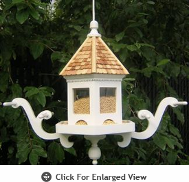 Home Bazaar  Wingdale Hanging Feeder