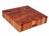 "John Boos Chinese Chopping Block 18"" x 18"" x 4"""
