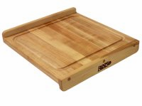 John Boos Reversible Countertop Board 17.75 x 17.25 Edge Grain