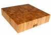 "John Boos Square Chopping Block 24"" x 24"" x 4"""