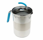Kuhn Rikon  4th Burner Multi-Pot  Blue