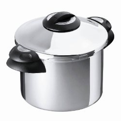 Kuhn Rikon 6 Liter Duromatic Top Stockpot Pressure Cooker
