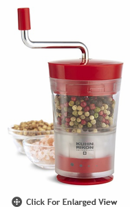 Kuhn Rikon Classic Grind Clear / Red