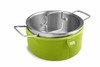Kuhn Rikon Colori Cook and Serve 3 Quart Green