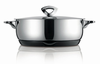 Kuhn Rikon Durotherm Swiss Thermal Cookware 4.5 Liter Braising Pan